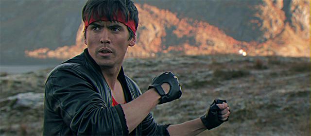 David Sandberg dans Kung Fury (2015)