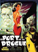 Affiche du Port de la Drogue (1952)