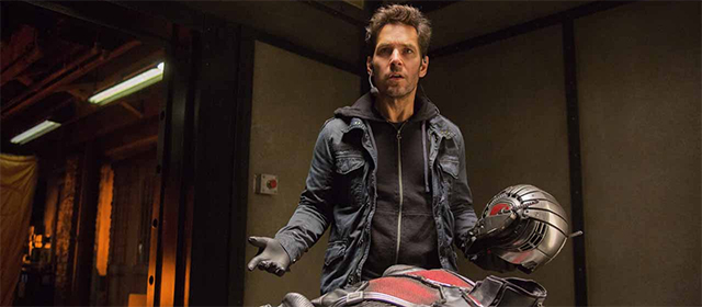 Paul Rudd dans Ant-Man (2015)