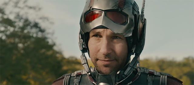 Paul Rudd dans Ant-Man (2015)