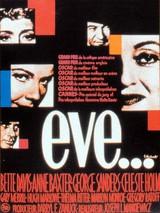 Affiche d'Eve (1951)