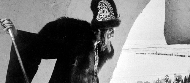 Nikolaï Tcherkassov dans Ivan le Terrible : Partie I (1944)