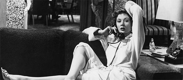 Gloria Grahame dans Règlements de comptes (1953)