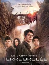 Affiche de Le Labyrinthe : La Terre Brûlée (2015)