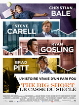 Affiche de The Big Short : Le casse du siècle (2015)