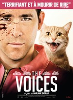 Affiche de The Voices (2015)