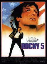 Affiche de Rocky V (1990)