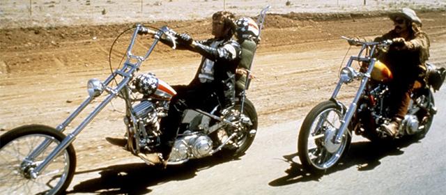 Easy Rider Analyse 116