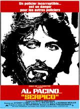Affiche de Serpico (1973)