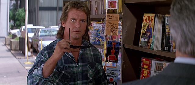 Roddy Piper dans Invasion Los Angeles (1988)