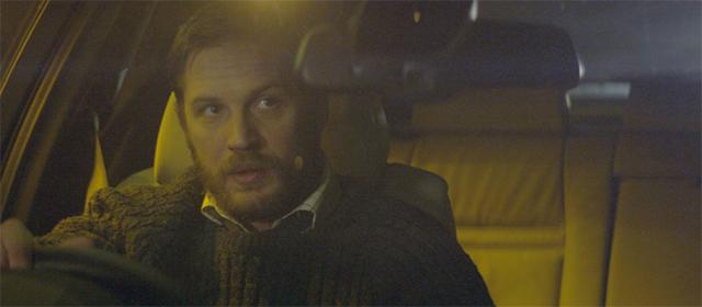 Tom Hardy dans Locke (2014)