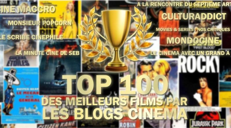 Top 100 des Blogs Cinéma
