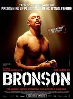 Affiche de Bronson (2009)