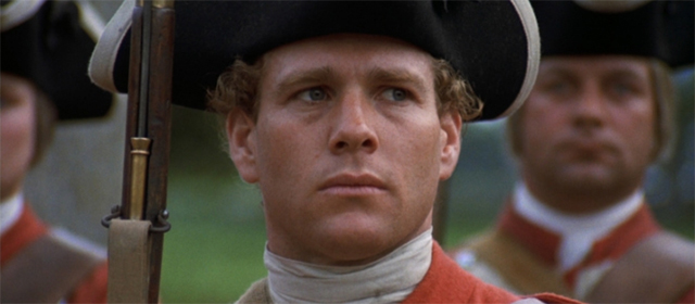 Ryan O'Neal dans Barry Lyndon (1975)