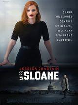 Affiche de Miss Sloane (2017)