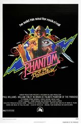 Affiche de Phantom of the Paradise (1974)