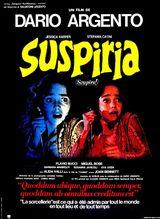 Affiche de Suspiria (1977)