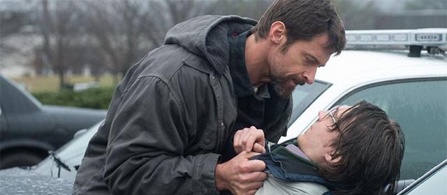 Hugh Jackman et Paul Dano dans Prisoners (2013)