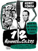 Affiche de 12 Hommes en Colère (1957)