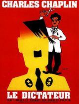 Affiche du Dictateur (1940)