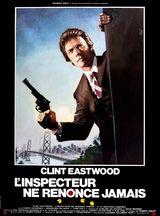 Affiche de L'Inspecteur ne renonce jamais (1976)