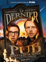 Affiche du Dernier pub avant la fin du monde (2013)
