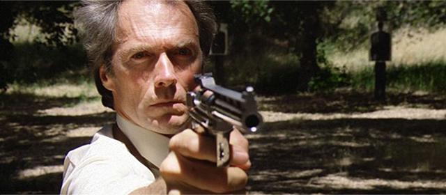 Clint Eastwood dans Le Retour de l'inspecteur Harry (1983)