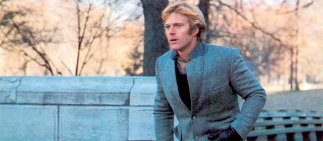 Robert Redford dans Les Trois Jours du Condor (1975)
