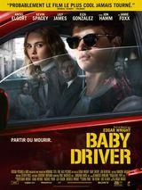 Affiche de Baby Driver (2017)