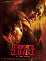 Affiche de J'ai rencontré le diable (2010)