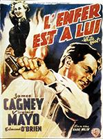 Affiche de L'Enfer est à Lui (1949)