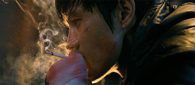 Lee Byung-Hun dans J'ai rencontré le diable (2010)