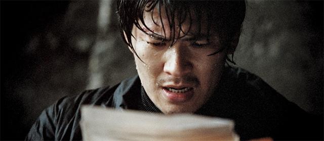 Kim Sang-kyeong dans Memories of Murder (2003)