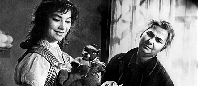 Quand passent les cigognes (1957)