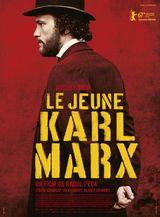 Affiche du Jeune Karl Marx (2017)