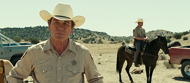Tommy Lee Jones dans No Country for Old Men (2007)