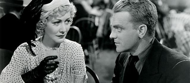Gladys George et James Cagney dans Les Fantastiques Années 20 (1939)
