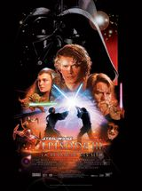 Affiche de Star Wars Episode III : La Revanche des Sith (2005)