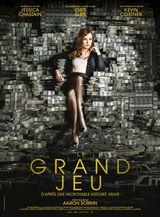 Affiche du Grand Jeu (2018)