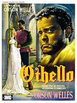 Affiche d'Othello (1952)