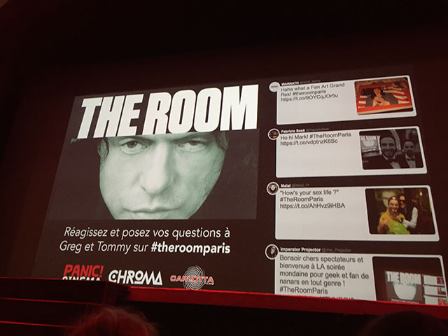 The Room Grand Rex