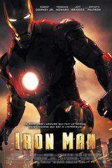 Affiche d'Iron Man (2008)