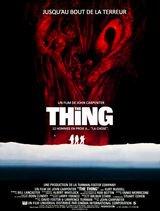 Affiche de The Thing (1982)