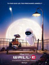 Affiche de Wall-E (2008)