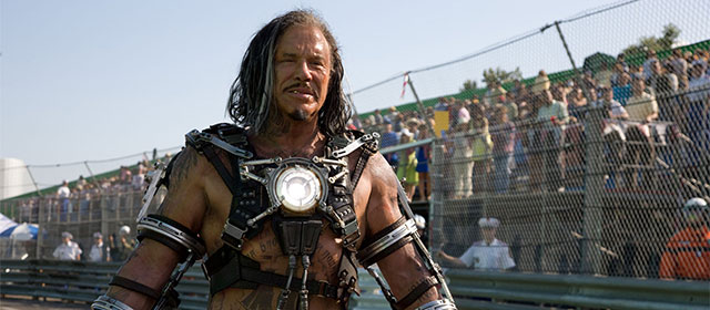 Mickey Rourke dans Iron Man 2 (2010)