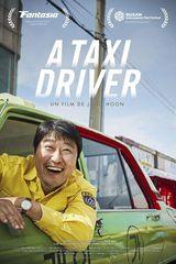 Affiche de A Taxi Driver (2017)
