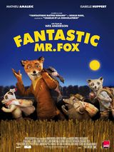 Affiche de Fantastic Mr. Fox (2009)
