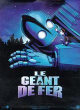 Affiche du Géant de Fer (1999)