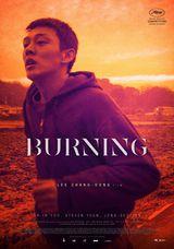 Affiche de Burning (2018)