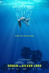 Affiche d'Under The Silver Lake (2018)